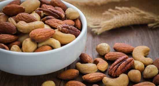 Nuts to Boost Breast Milk Production