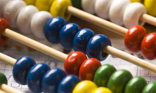 An Abacus to learn child