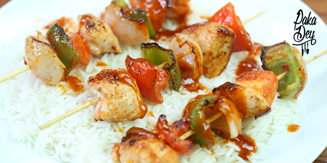 Chicken Shashlik