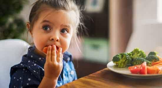 Diet to Raise Smart Kids
