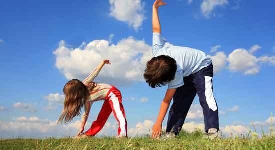 Exercise to Raise Smart Kids