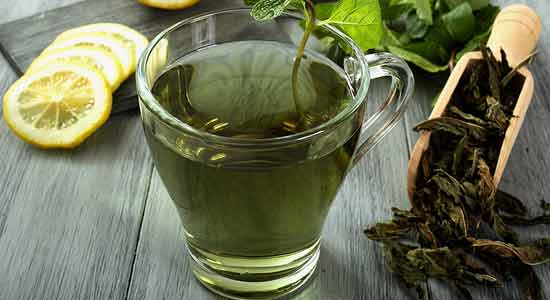 Grow Healthy Hair with Green TeaGrow Healthy Hair with Green Tea