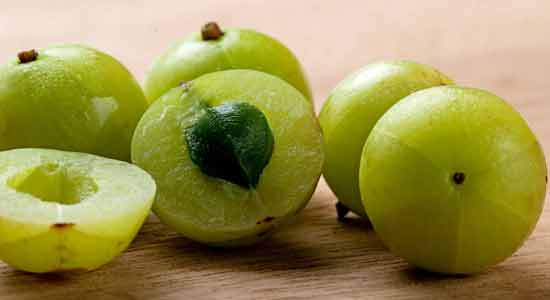 Healthy Reproductive Response Gooseberry