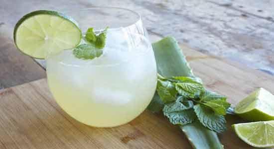 How to Make Aloe Vera Juice: