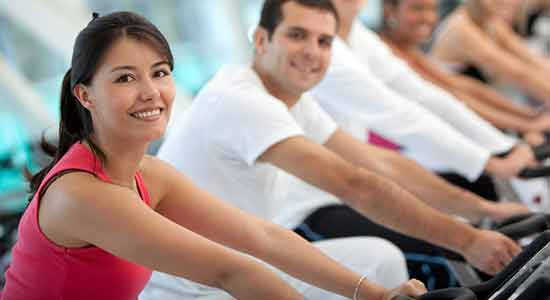 Join Classes to Stay Healthy After 40