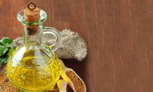 Mustard Oil to Prevent Graying of Hair
