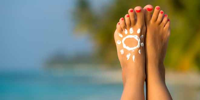 Natural Remedies to Treat Sunburn