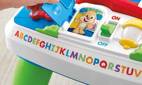 Singing Toys to learn child