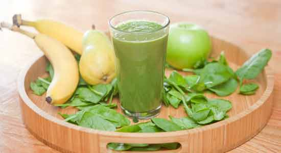 The Green Breakfast Drink