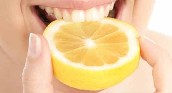 Tooth Erosion Side Effects Of Lemon Juice