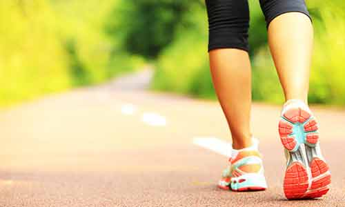 Walking are Good for Those with Diabetes