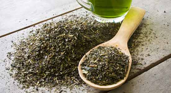 green tea for Skin Toner
