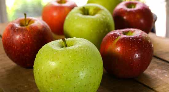 Apples Liver-Friendly Foods for Natural Cleansing