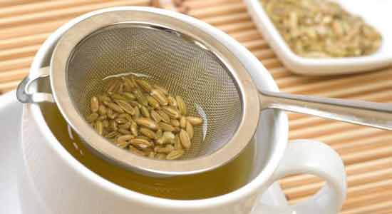 Fight Water Retention Eat Fennel Seeds