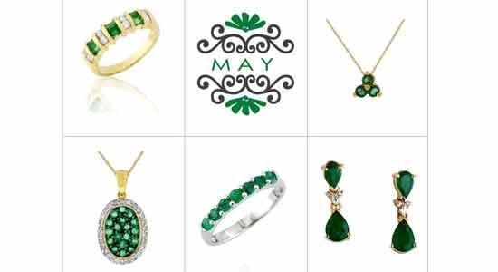 May Green Emeralds