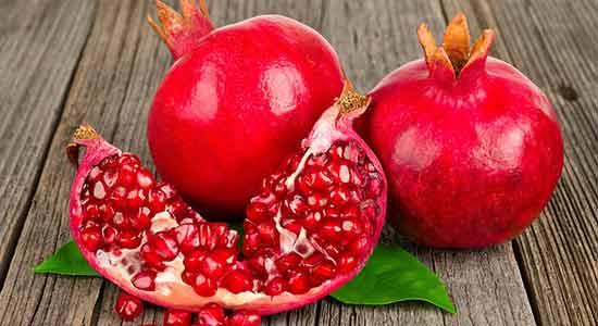 Pomegranates Best Fertility Foods for Men