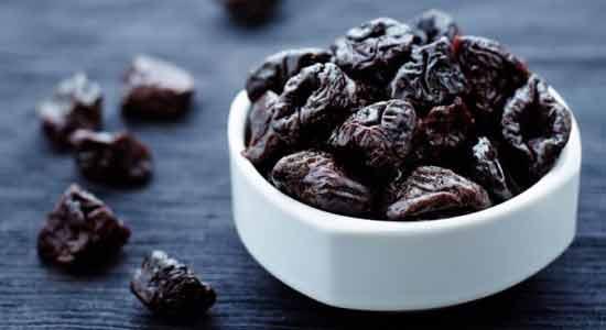 Prunes for Healthy Hair