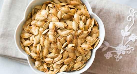 Pumpkin Seeds Best Fertility Foods for Men