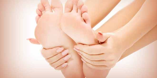 Treat Dry and Cracked Heels at Home