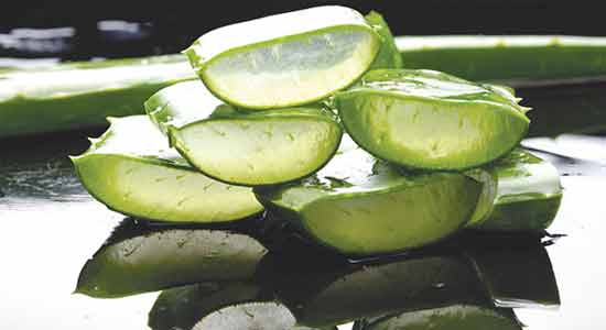 Aloe Vera Cure Itchy Armpits