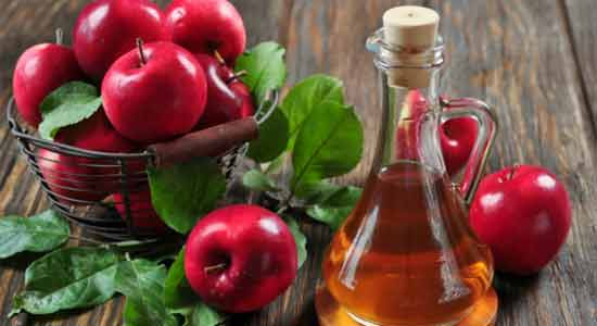Apple Cider Vinegar Cure Itchy Armpits