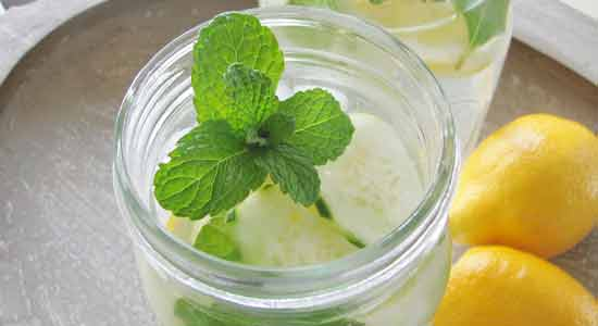 Benefits of Mint Water