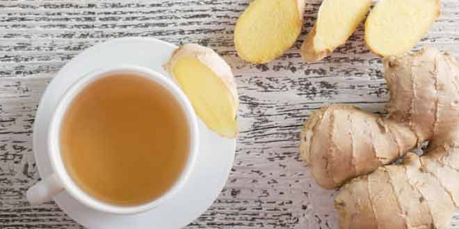 Ginger Tea and Its Amazing Benefits