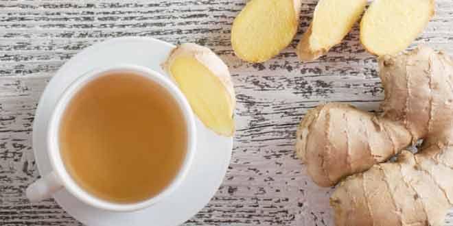 Ginger Tea and Its Amazing Benefits