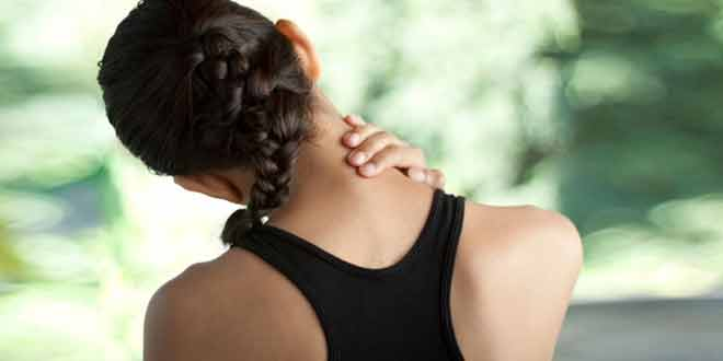 How to Get Rid of Neck Pain at Home?
