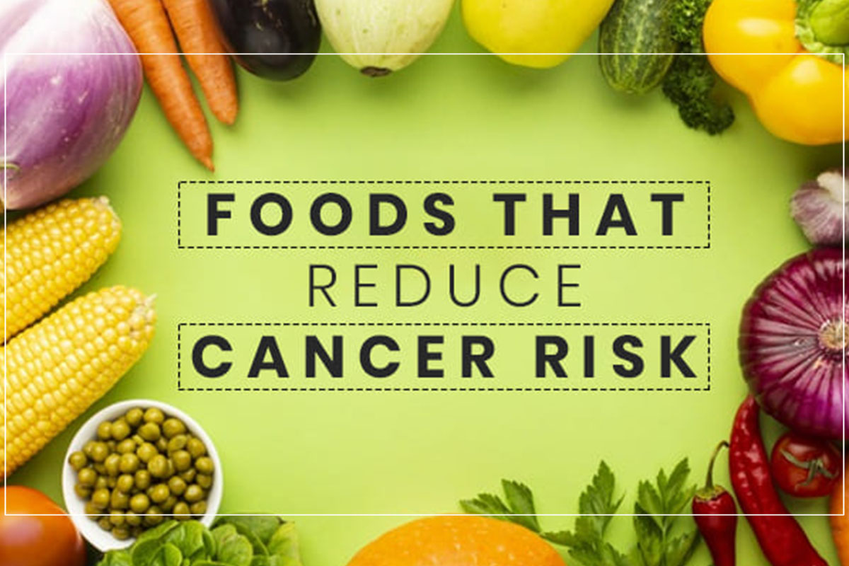 8 Foods to Prevent Cancer