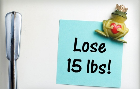 A motivational Picture for weight loss