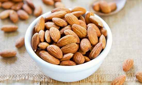 Almonds Best Foods to Eat Before Bed