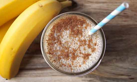 Banana Smoothie Best Foods to Eat Before Bed