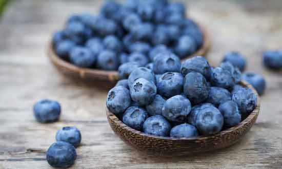 Blueberries that Lower the Risk of Heart Attack