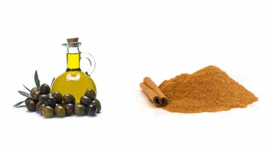 Cinnamon and Olive Oil for Male Pattern Baldness