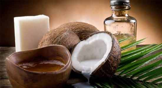 Coconut Milk and Oil for Men Hair Fall