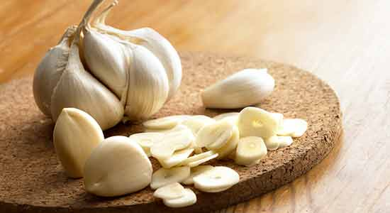 Garlic Tip for Hair Fall