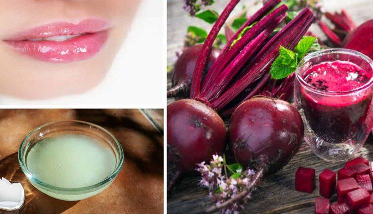 Get Pink Lips Naturally! - HTV