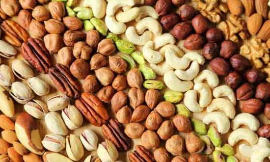 Nuts that Lower the Risk of Heart Attack