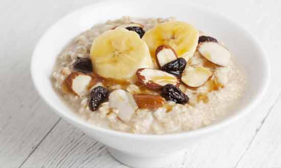 Oatmeal that Lower the Risk of Heart Attack