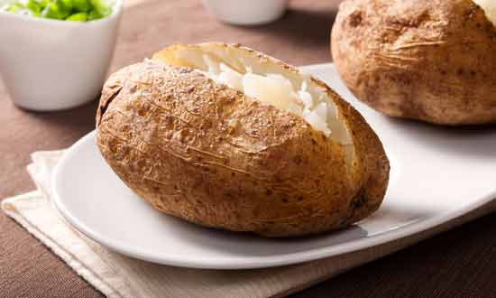 Potatoes that Lower the Risk of Heart Attack
