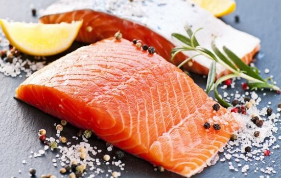 Salmon-Brain Foods to Boost Your Brain Power