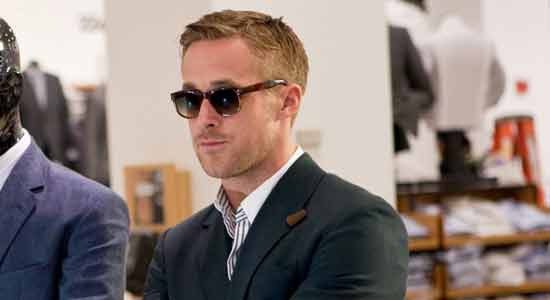 Men's Fashion Mistake 5: Wearing Sunglasses Indoor