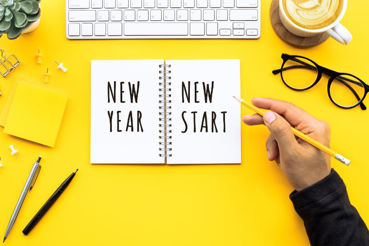 Why You Should Start Your 'New Years' Resolutions In September