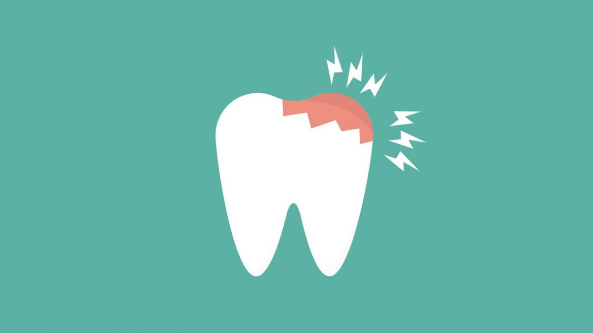 sensitive teeth: causes and precautions - htv