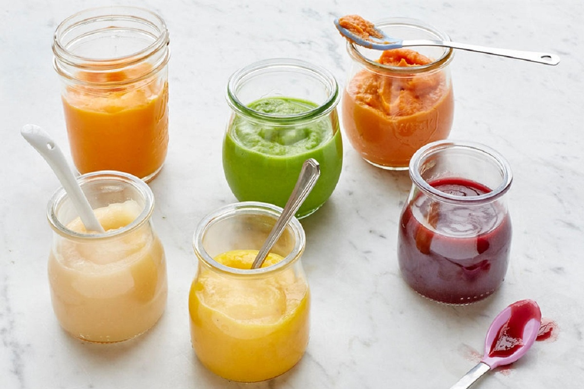 6 Healthy Baby Food Options Htv
