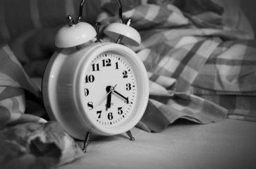 Sleeping hours