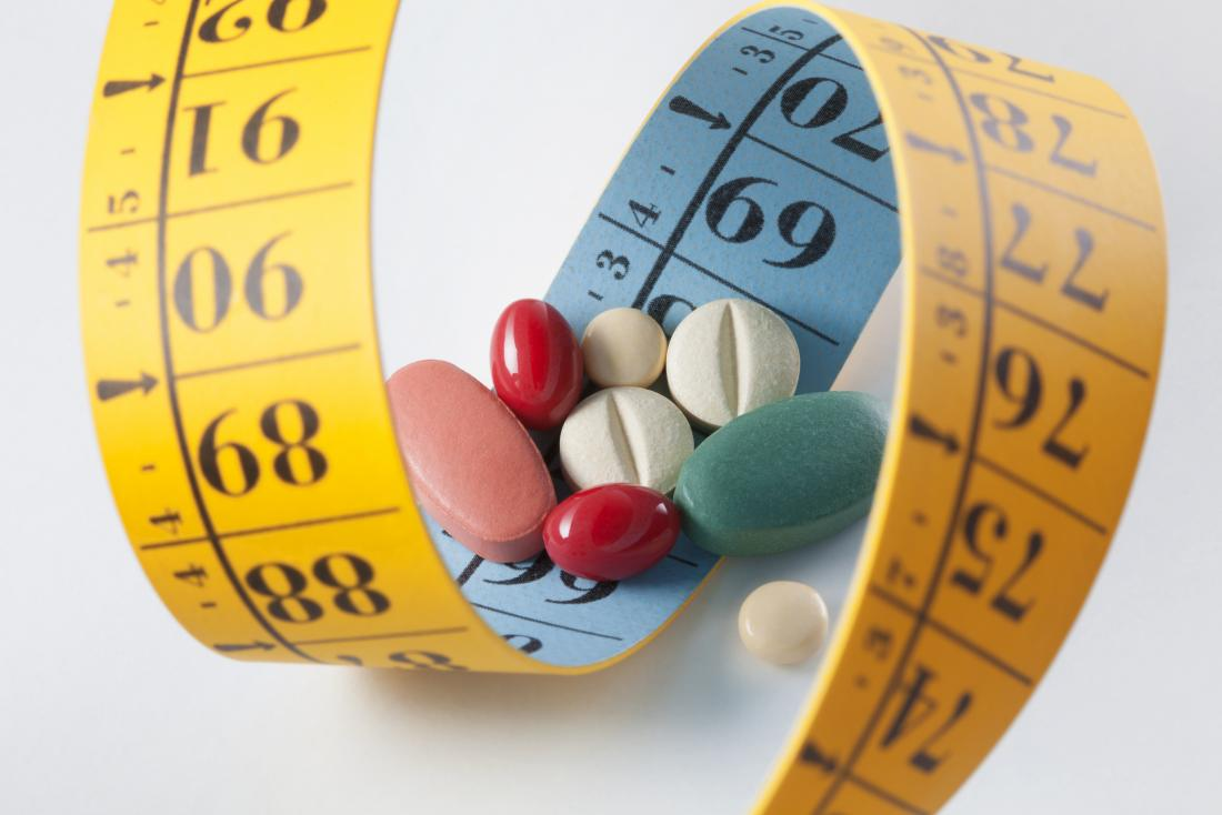 Top 5 weight loss supplements for diabetics - HTV